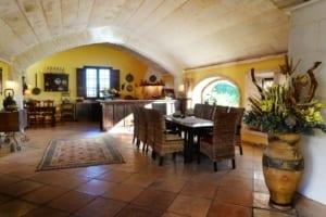 Kleine Version vonISLA 01 Finca Santanyi Esszimmer Küche
