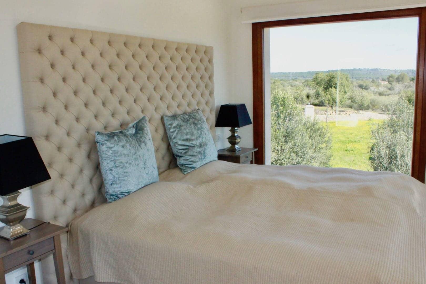 ISLA Finca 02 Campos Master Bedroom
