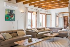 Kleine Version von: ISLA Finca 03 Felanitx Wohnzimmer