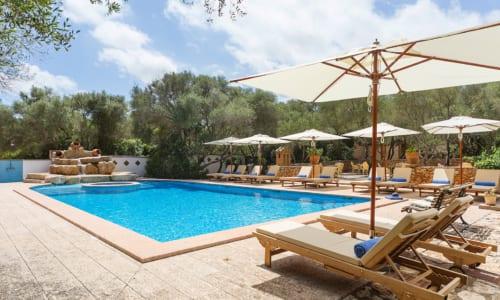 ISLA Finca Hotel Can Gaia Pool