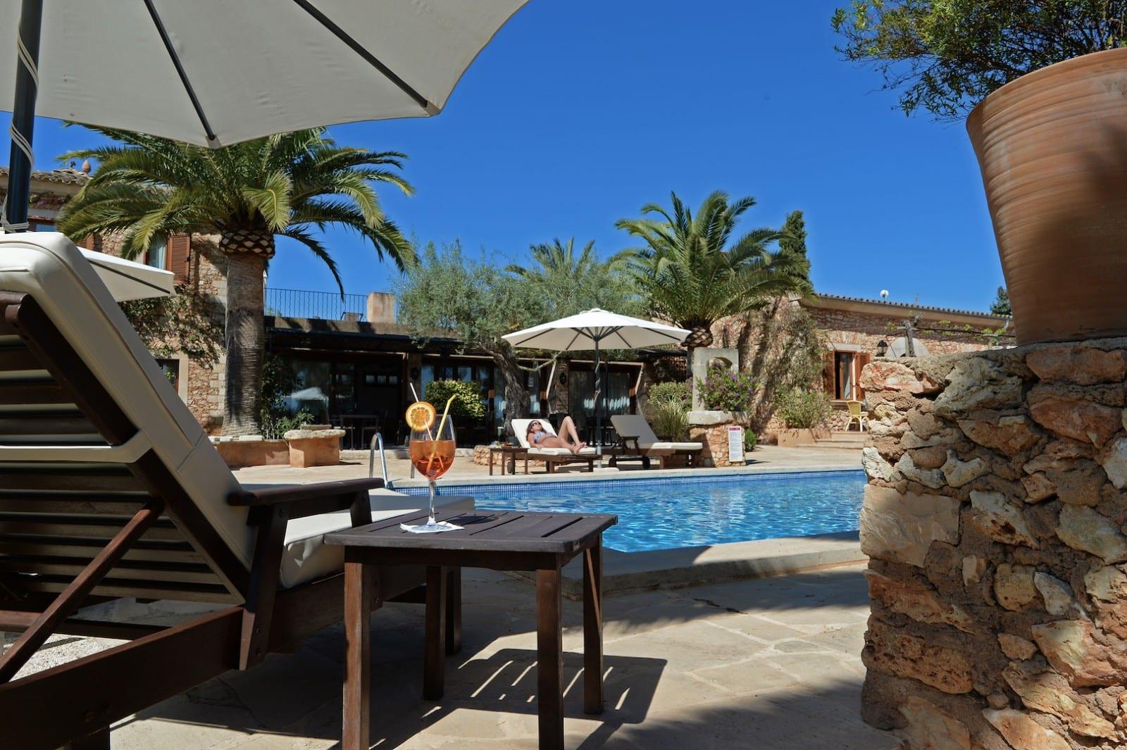Auf Mallorca: Einzelzimmer