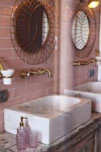 Kleine Version von: ISLA Hotel Es Turo Ses Salines Badezimmer