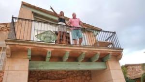 Kleine Version von: Es Turo Ses Salines Balkon