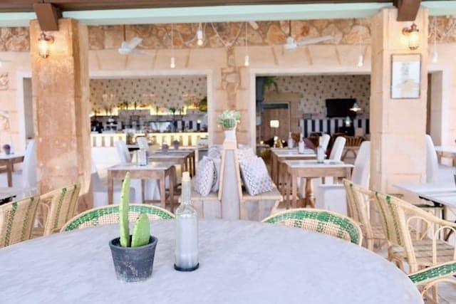 ISLA Hotel Es Turo Ses Salines Bar
