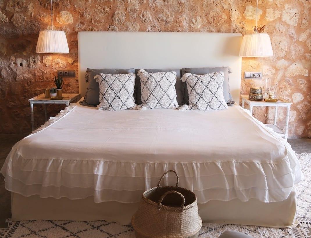 ISLA Hotel Es Turo Ses Salines Doppelbett