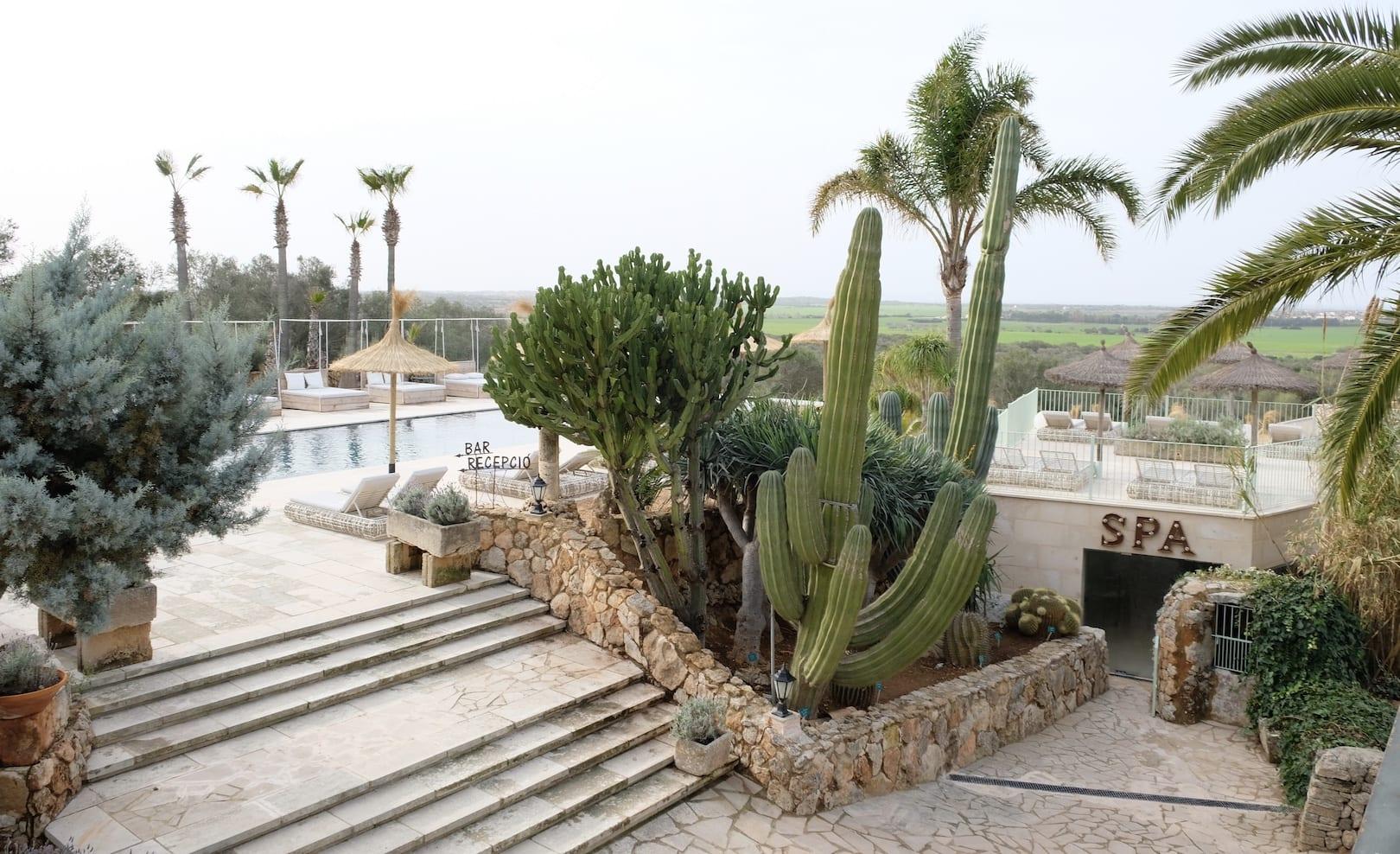 ISLA Hotel Es Turo Ses Salines Garden