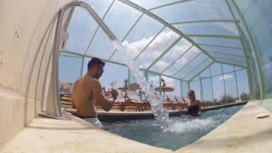 Kleine Version von: ISLA Hotel Es Turo Ses Salines Indoor Pool