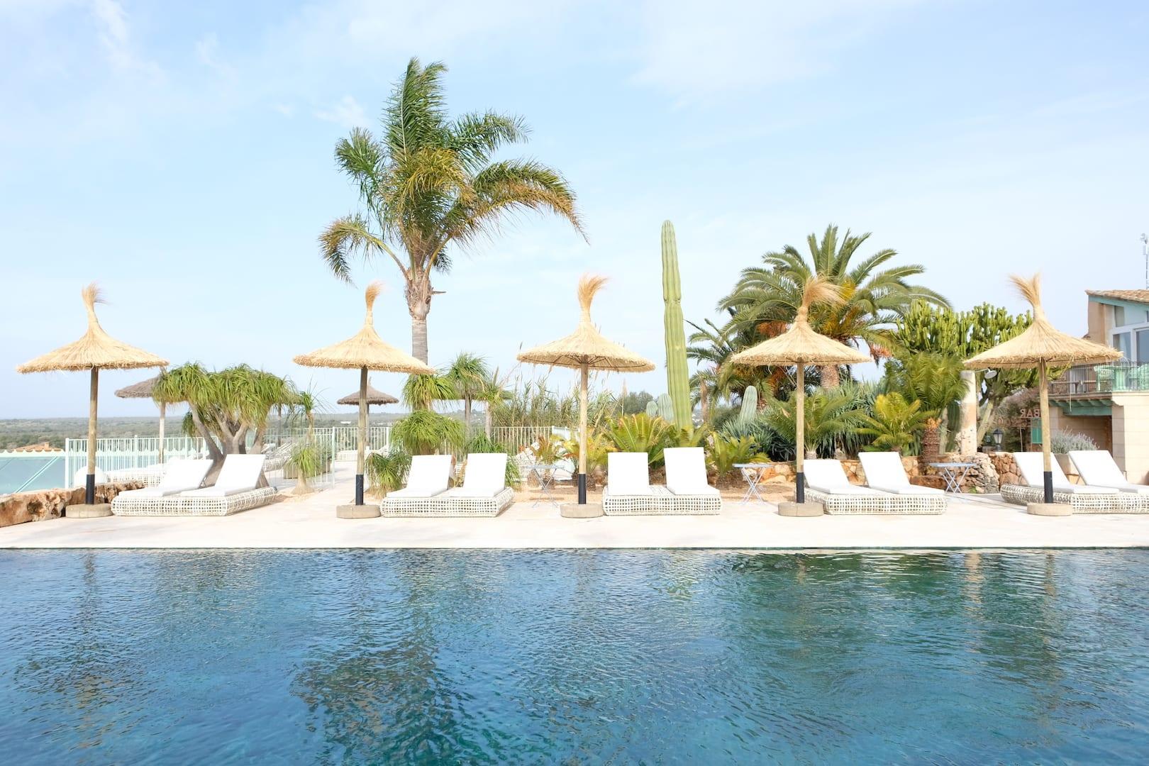 ISLA Hotel Es Turo Ses Salines Pool