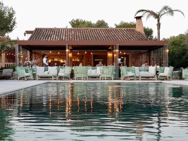 ISLA Hotel Es Turo Ses Salines Restaurant