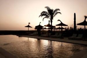 Kleine Version von: ISLA Hotel Es Turo Ses Salines Sonnenuntergang