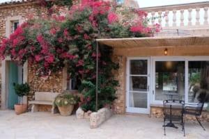 Kleine Version von: ISLA Hotel Es Turo Ses Salines Terrasse