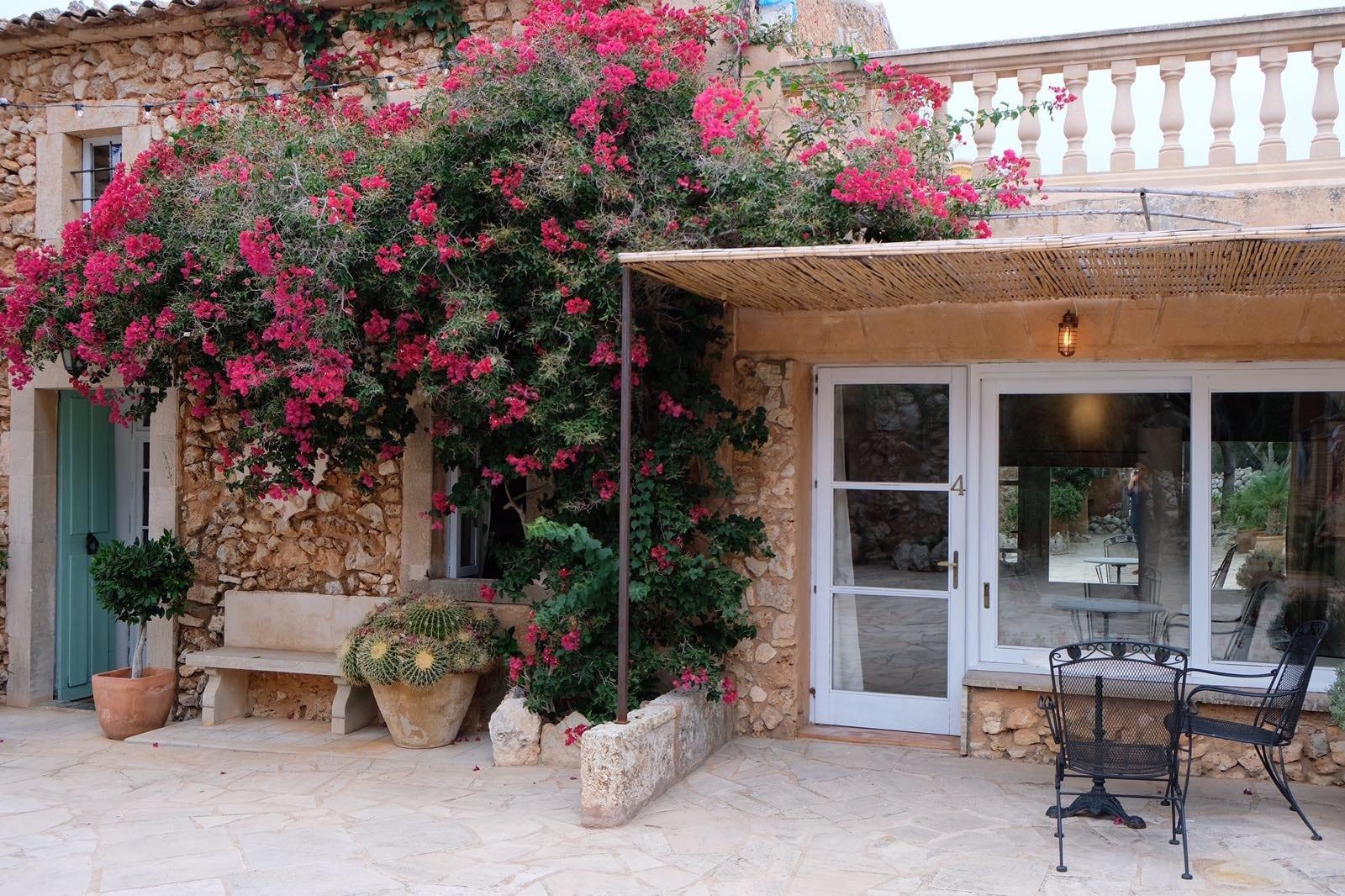 ISLA Hotel Es Turo Ses Salines Terrasse