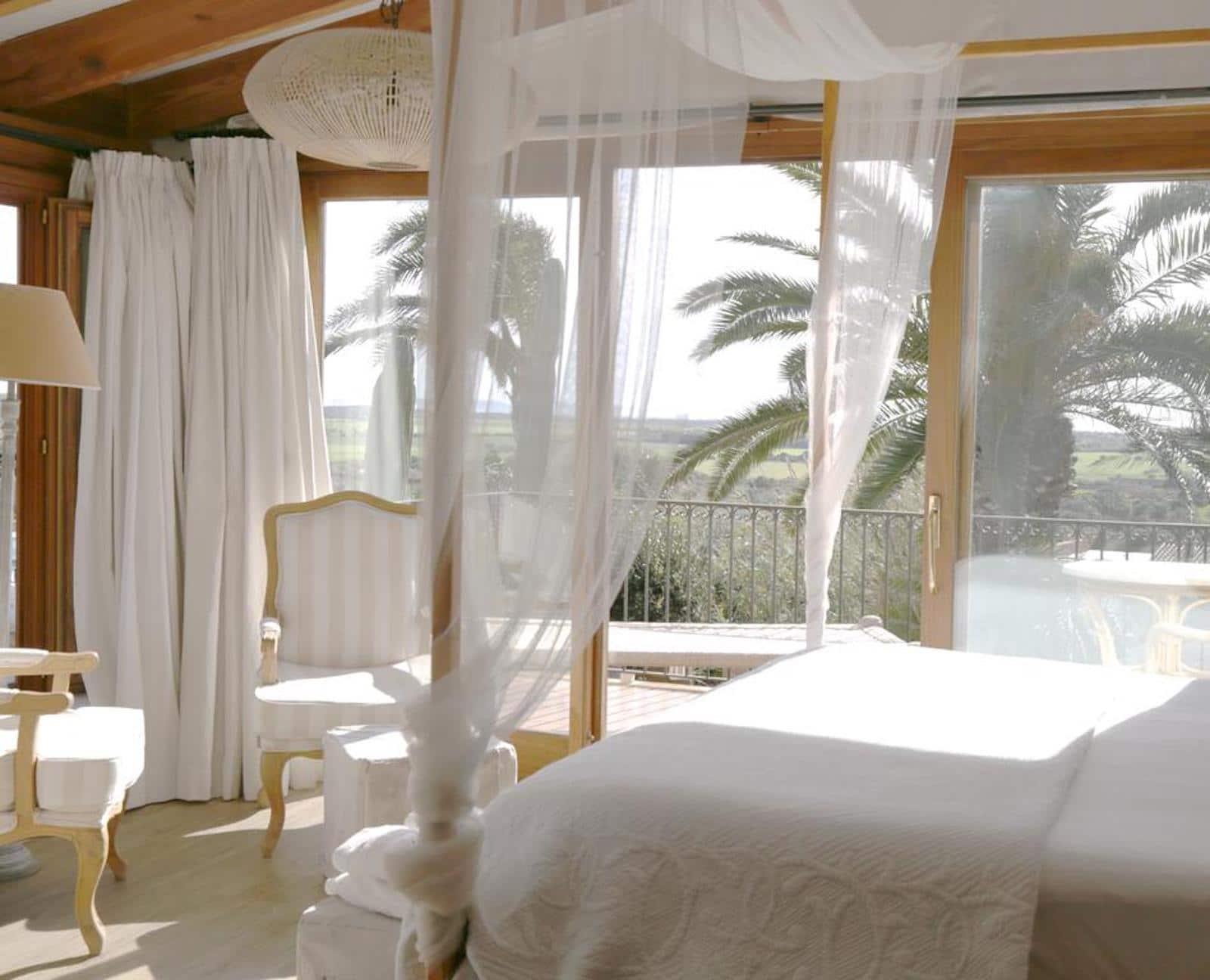 Auf Mallorca: Suite mit Meerblick