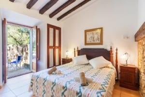 Urlaub auf Mallorca - Doppelzimmer mit Terrasse