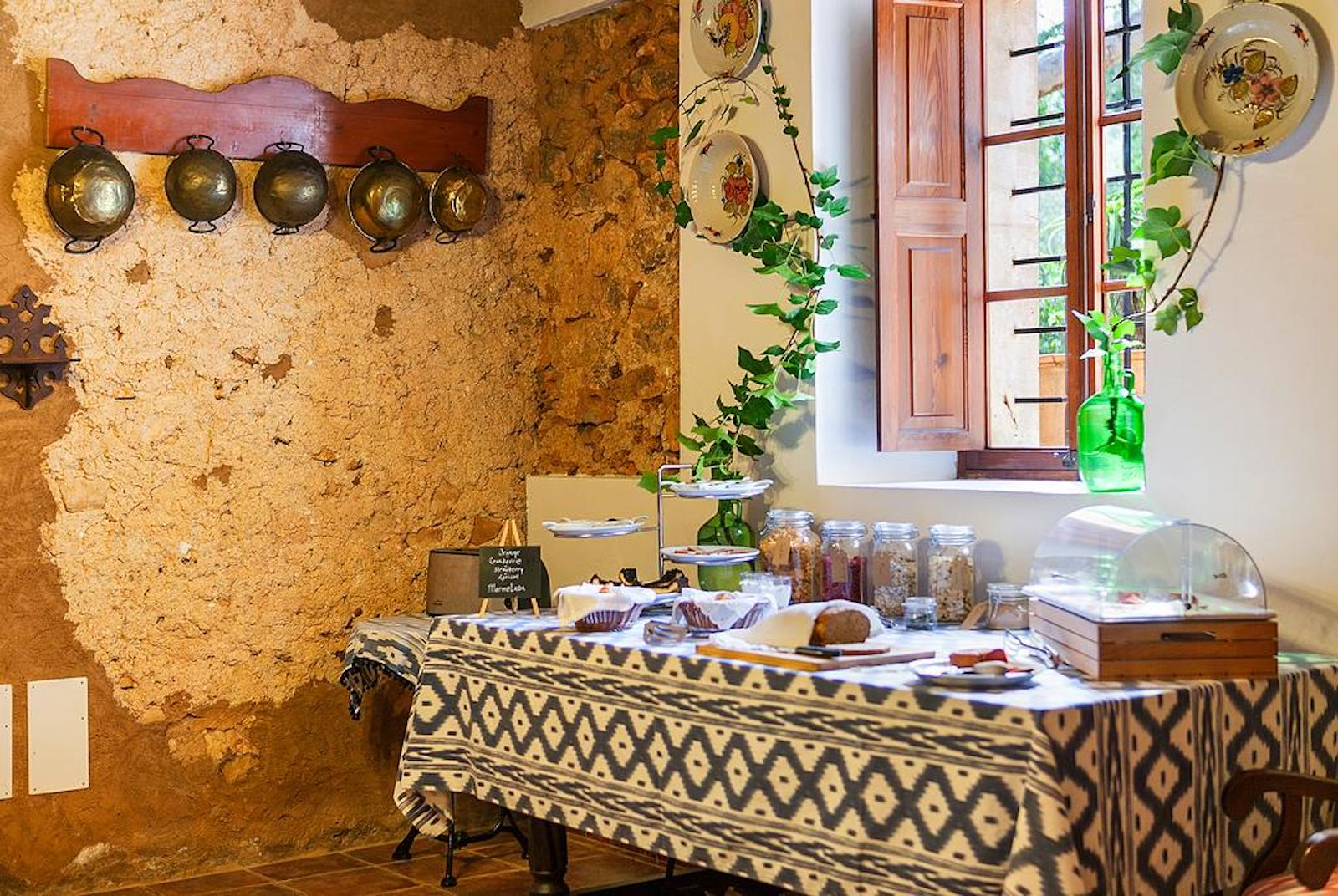 ISLA-Travel-Finca-Hotel-Mallorca-Frühstück