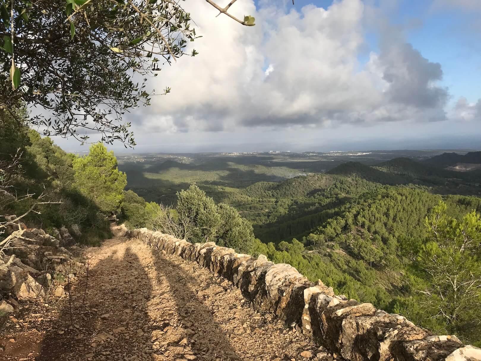 Wandern am San Salvador | isla Erlebnis