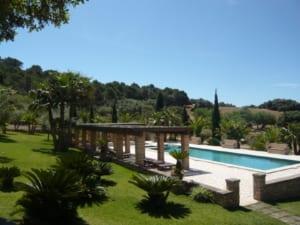 Kleine Version von: ISLA_Travel_Hotel_SON TERRASSA_Pool mit Blick