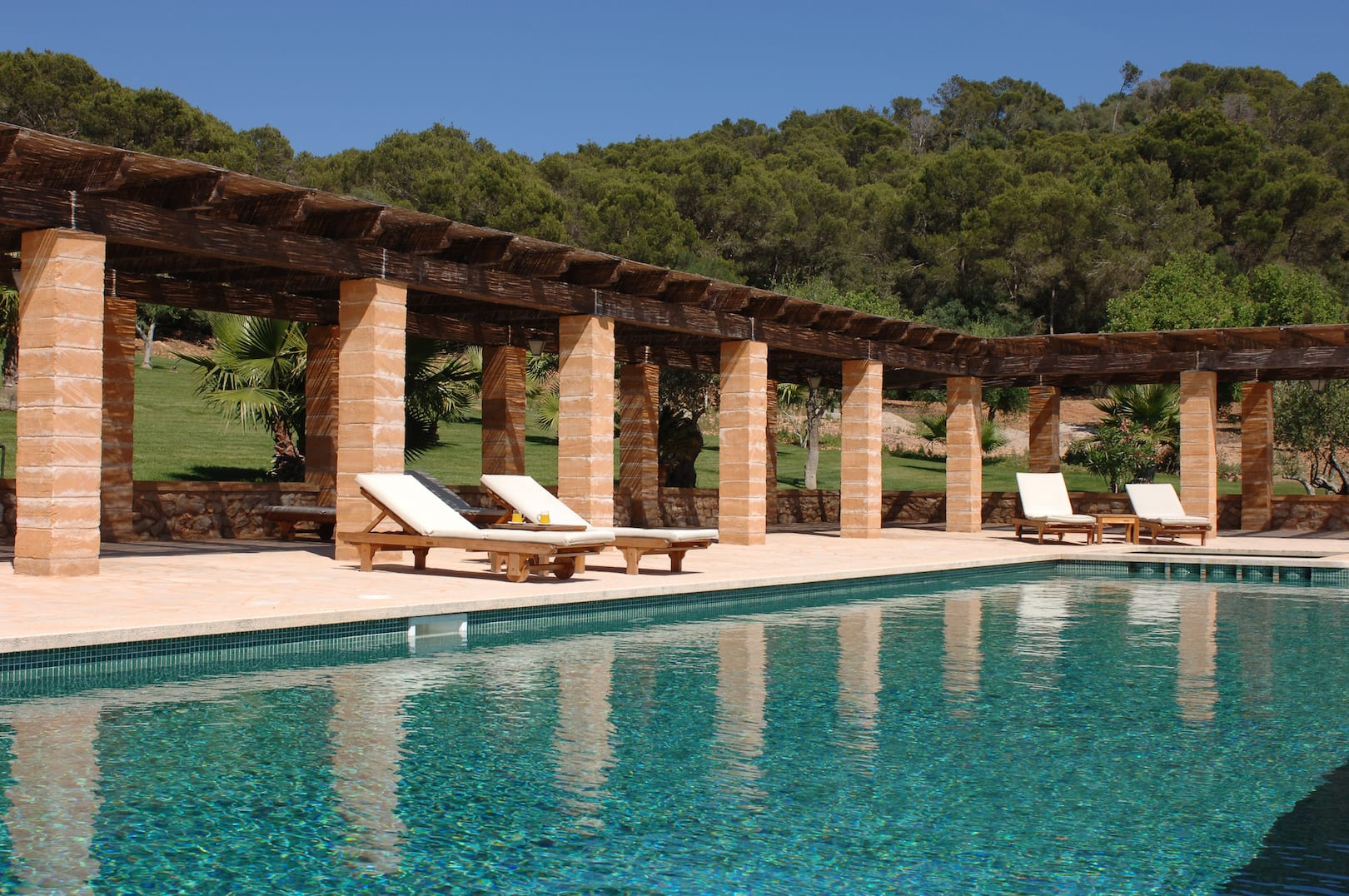 ISLA_Travel_Hotel_SON TERRASSA_Pool
