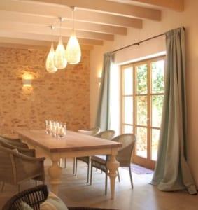 Kleine Version von: Stadthaus Casa Luna Esszimmer 1