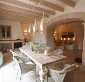 Kleine Version von: Stadthaus Casa Luna Esszimmer
