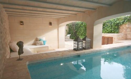 Stadthaus Casa Luna Pool