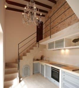 Kleine Version von: Stadthaus Casa Luna Küche 1