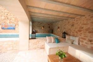 Kleine Version von: Stadthaus Casa Luna Pool 1