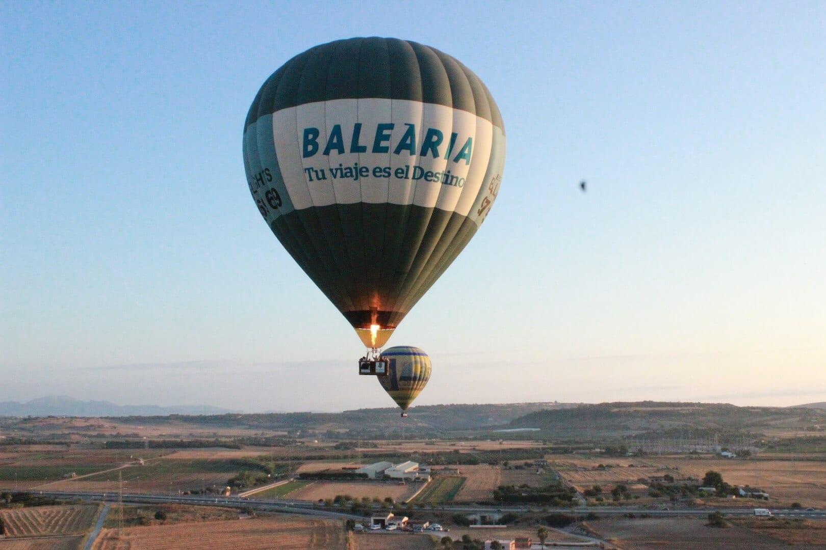 ISLA-Erlebnisse-Ballon Mallorca-IMG