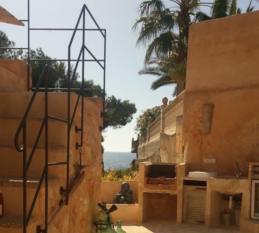 Auf Mallorca: ISLA 09 Cala Llombards